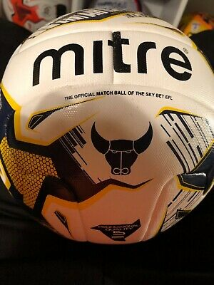 Oxford United Badged Mitre Match Ball