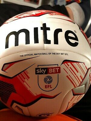 Accrington Stanley Mitre badged Match ball
