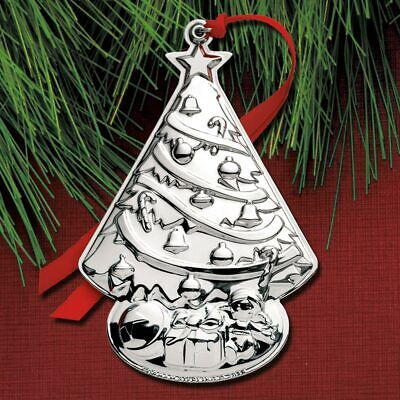2019 Gorham Christmas Tree 3rd Ed Sterling Ornament - NEW - Authorized Dealer