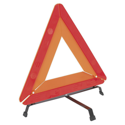 TB40 Sealey Warning Triangle CE Approved [Towing Accessories]