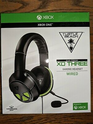 Turtle Beach XO THREE Headset for Xbox One, Playstation 4, PC and mobile/tablets