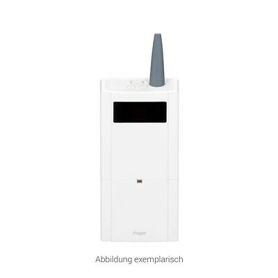 Hager TR351A Concentrators, Unidirectionaler Funkeingänge, Knx , White