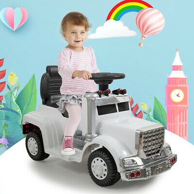 6V Kids Ride On Car Truck Electric Toys MP3 Music Led Light