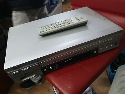 LG VCR VHS Player Model GC480W With Remote