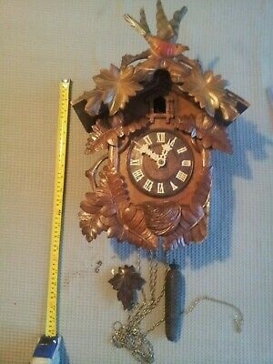 Antique Large Cuckoo Clock