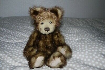Charlie Bears Unknown ~ Teddy Bear ~ Displayed Only