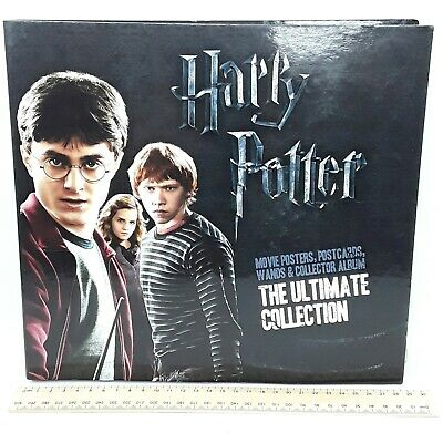 Harry Potter Ultimate Collection Folder Wands Cards