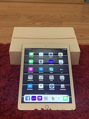 Apple iPad 6th Gen. 128GB, Wi-Fi, 9.7in - Gold