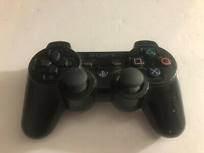 Official Playstation 3 PS3 Sony Sixaxis Dualshock Wireless Controller CECHZC2U