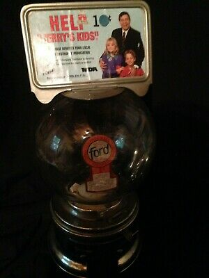 One Cent Ford Gumball Machine