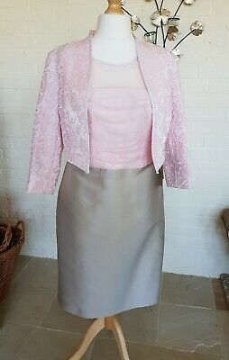 Linea raffaelli mother of the bride outfit size 16
