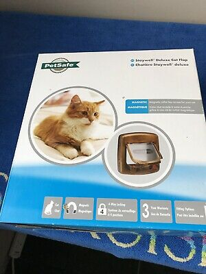 staywell Delux magnetic cat flap