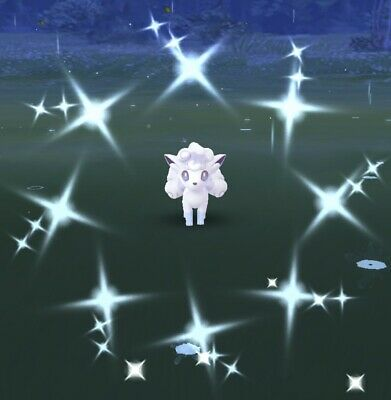 Pokémon Go - ✨ Shiny Alolan Vulpix ✨ Trade. 30-Day Trade Available