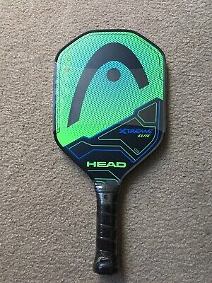 Head Xtreme Elite Graphite Face Absolute Control Pickleball Paddle Brand New