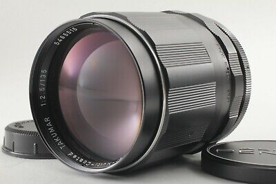 【Optical TOP MINT】 PENTAX SMC Takumar 135mm f/2.5 MF Lens for M42 From Japan 193