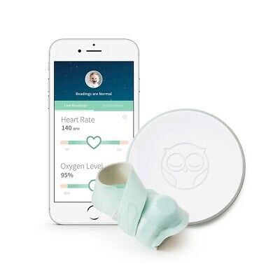 Owlet Baby Care - Smart Sock & Baby Monitor Brand new