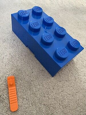 Genuine Lego Storage Box Container With Lego Seperator *UK SELLER*
