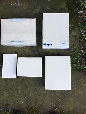 Vintage Ceramic Wall Tiles-Pilkington's-Chelford Cream-Tile Size 203x152x6.5mm
