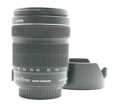 *** USED *** Canon 18-135 f/3.5-5.6 IS STM