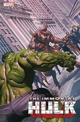 IMMORTAL HULK #27 Alex Ross Cover A NM or better Pre Sale 11/20