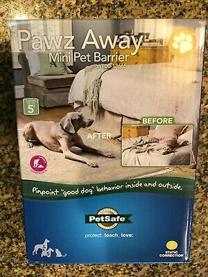 PetSafe Pawz Away Mini Pet Barrier PWF00-13665 Wireless Fence Dogs Cats