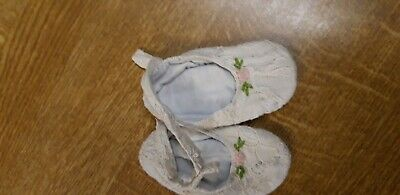 Vintage Booties baby/ doll