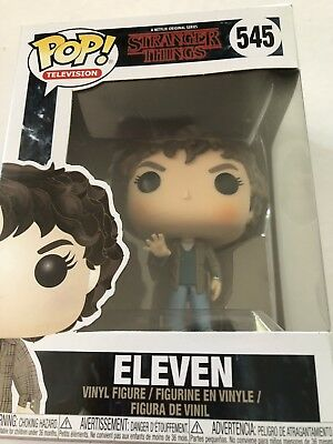pop funko Stranger Things Eleven 545 brand new