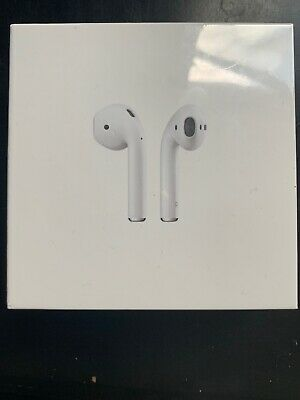 Apple AirPods 2nd Generation with Wireless Charging Case - White *Read Info