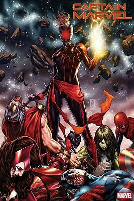 CAPTAIN MARVEL #12 Mark Brooks Cover A NM or better Pre Sale 11/20