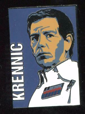 Star Wars Rogue One Reveal Conceal Mystery Krennic Disney Pin 118504