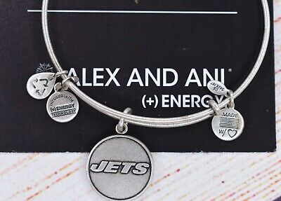 """Authentic Alex and Ani /""""Game Match/"""" Bracelet Russian Gold NWT Set"""