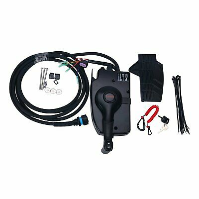 Boat Motor Side Mount Remote Control Box for Mercury , 14 Pin 881170A13