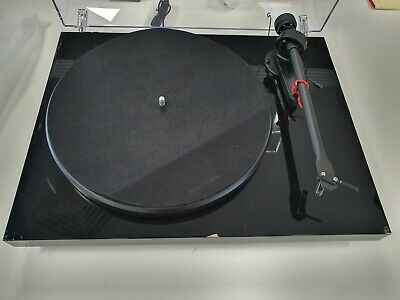 Pro-Ject Debut 3 III Belt Drive Turntable Record Player with Ortofon Cartridge