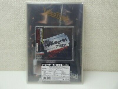 JUDAS PRIEST British Steel JAPAN CD+DVD Limited Edition Free Shipping