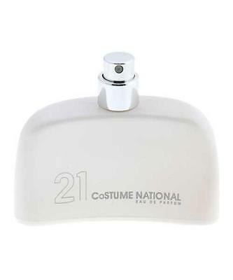 costume national 21 EDP 100 ML. ORIGINALE 100% NO PROFUMO ESTERO + OMAGGIO.