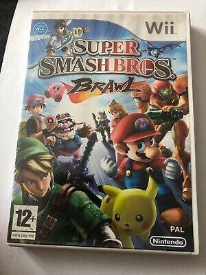 Super Smash Bros. Brawl (Wii, 2008)