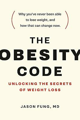 The Obesity Code The Secrets of Weight Loss Dr.Jason Fung 2016  *PDF FORMAT*
