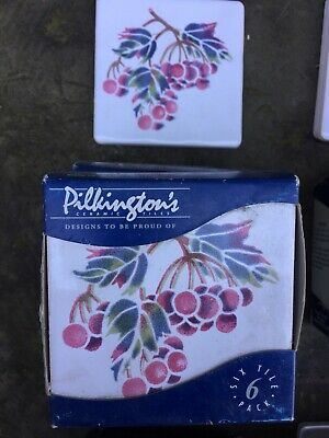 Vntage ceramic wall tiles-Pilkington's-