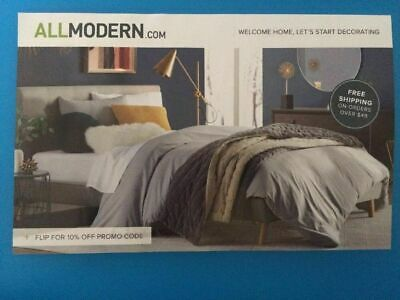 allmodern.com coupon for 10% off your entire order -Exp. 10/31/19 - all modern