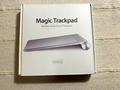 Apple Magic Trackpad 1 Bluetooth Used Excellent Condition Model MC380LL/A