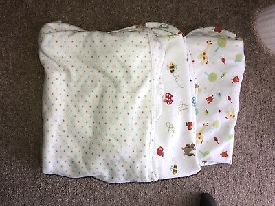 Gro company swaddle 0-3 months (Bundle of 3)
