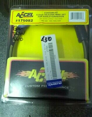 Accell Ht Leads For Harley Davidson Fxr