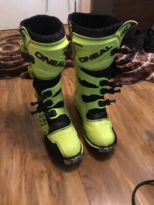 oneal motocross boots Supermoto Boots Size 11uk Eu46