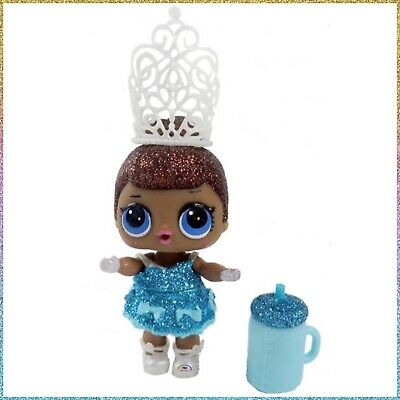 LOL Surprise Miss Baby Doll Glitter Series Authentic NEW Sealed Crown Gold Ball