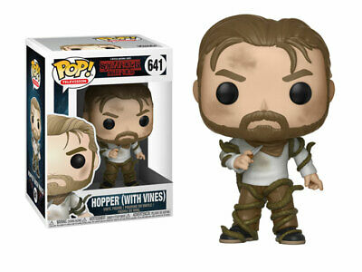 Funko Pop! TV: Stranger Things 2 - Hopper (Vines)