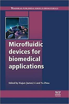 [PDF] Microfluidic Devices for Biomedical Applications 1st Edition by Xiujun ...