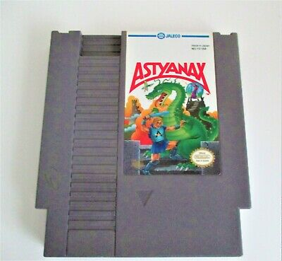 Astyanax (Nintendo Entertainment System, 1990) - Tested - Cartridge Only