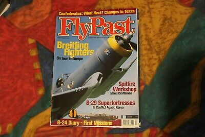 FlyPast Magazine - December 2001 - B 29 Superfortress, Breitling Fighters