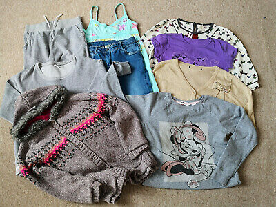 Lovely bundle of girls clothes size 11-12 years NEXT, H&M