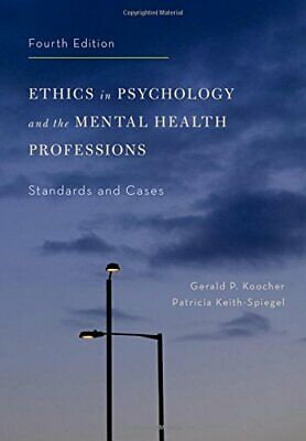 [PDF] Ethics in Psychology and the Mental Health Professions Standards and Ca...